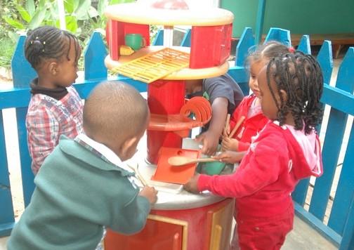 Integrated Play Groups Help Children >> Play Group Msingi Bora Kindergarten