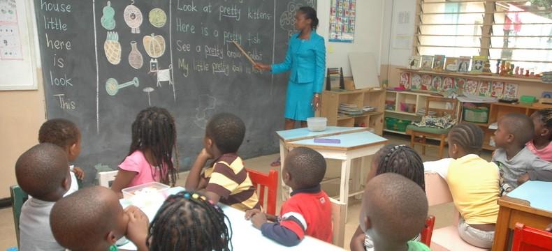 Msingi Bora Classroom